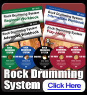 Rock Drumming System